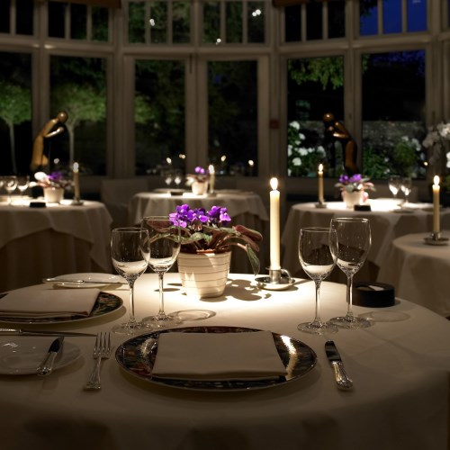 Private Dining in Oxfordshire
