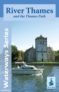 River Thames and the Thames Path Map-Guide