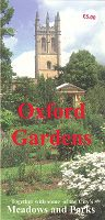 Oxford Town Trail - Oxford Gardens