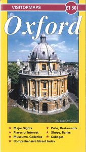 Oxford Visitor Map