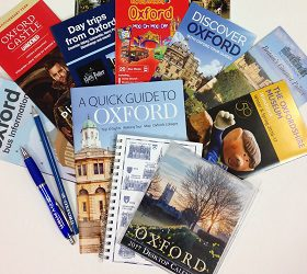 Deluxe Oxford Welcome Pack: 25 @ £8 each (25 Packs @ £8 each - select how many lots of 25)