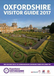 Oxfordshire Visitor Guide