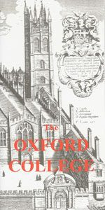 Oxford Town Trail - The Oxford College