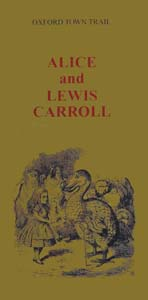 Oxford Town Trail - Alice and Lewis Carroll