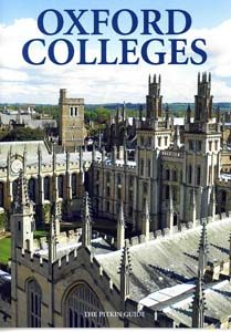 Oxford Colleges Pitkin Guide
