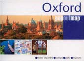 Pop-out Oxford Map