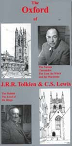 Oxford Town Trail - The Oxford of J.R.R. Tolkien & C.S. Lewis