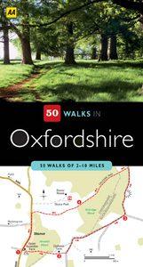 50 Walks in Oxfordshire
