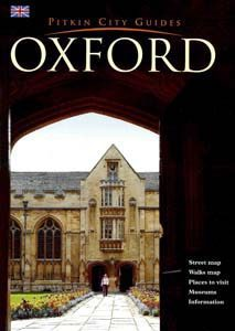 Oxford Pitkin City Guides (Language choice available) (English)