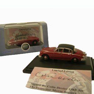 Inspector Morse Model Car