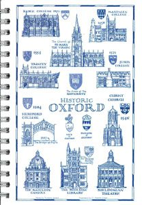 A Heritage Gift - Oxford Notebook