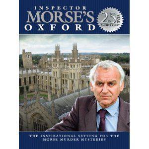 Inspector Morse's Oxford DVD