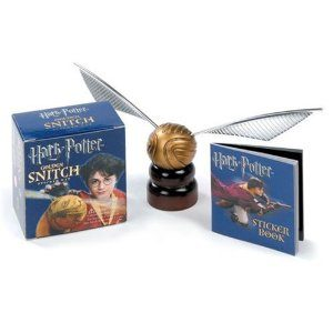 Harry Potter Golden Snitch Kit and Sticker Kit