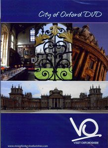 City of Oxford DVD