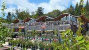 Batsford Arboretum visitor centre & plant area