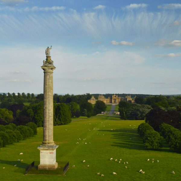 BlenheimPalace-Column-Of-Victory-Statue