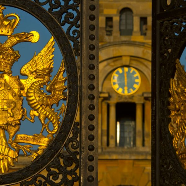 BlenheimPalace-Flagstaff-Gates-East-Courtyard-Clocktower