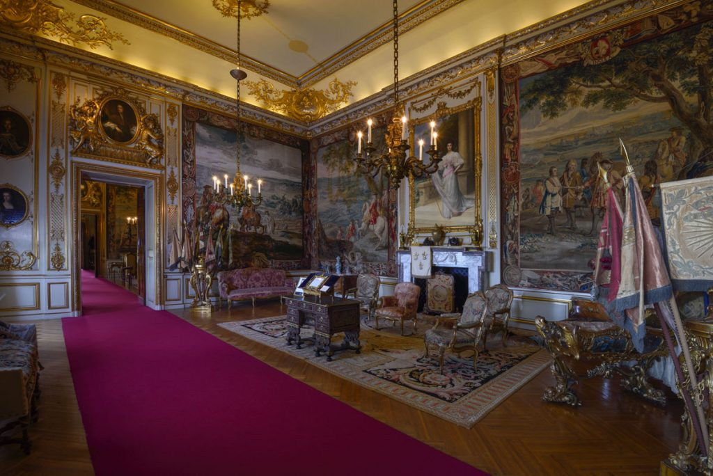 University Gardens Drawing Room