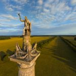 BlenheimPalace-Park-And-Gardens-Column-Of-Victory-Statue