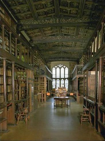 Bodleian Library Experience Oxfordshire