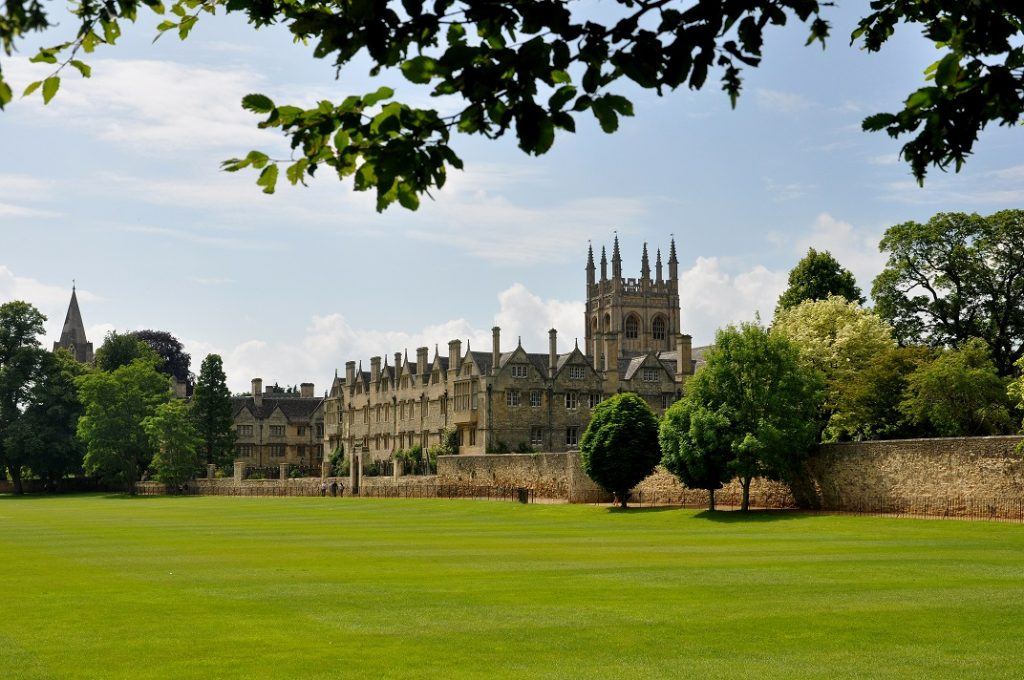 Christ Church College Christ Church Cathedral Experience Oxfordshire