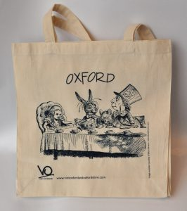 Oxford Tea Party Bag