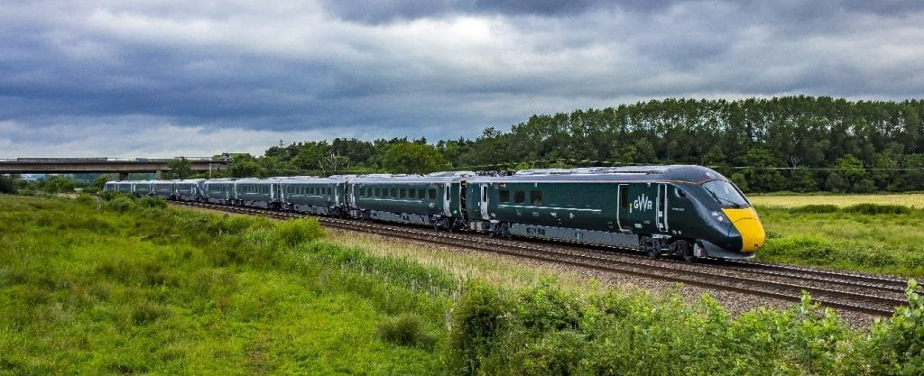 Great Western Railway Oxford To London Experience