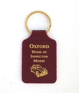 inspector-morse-keyring-front