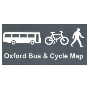 Oxford Bus Cycle Map Experience Oxfordshire