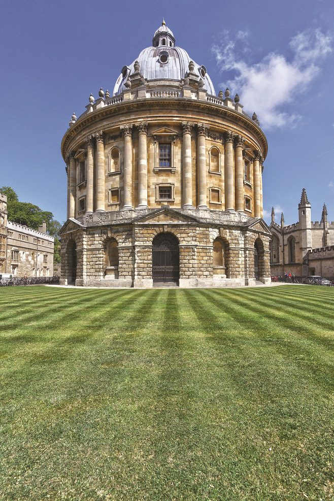 University Of Oxford: Experience Oxfordshire