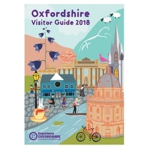 oxfordshire visitor guide 2018