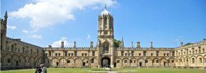 Chrust Church College Oxford