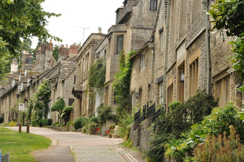 Image result for Burford, Oxfordshire