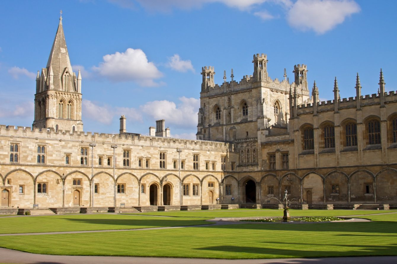 Christ Church Picture: Experience Oxfordshire