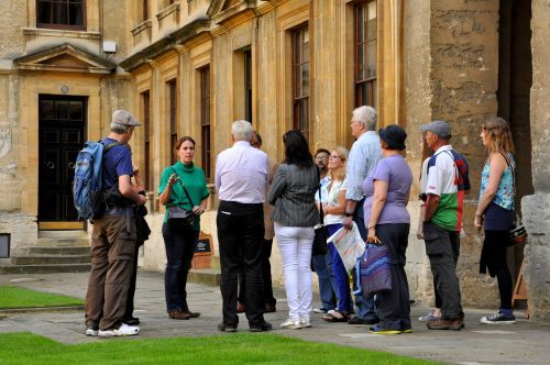 oxford walking tours