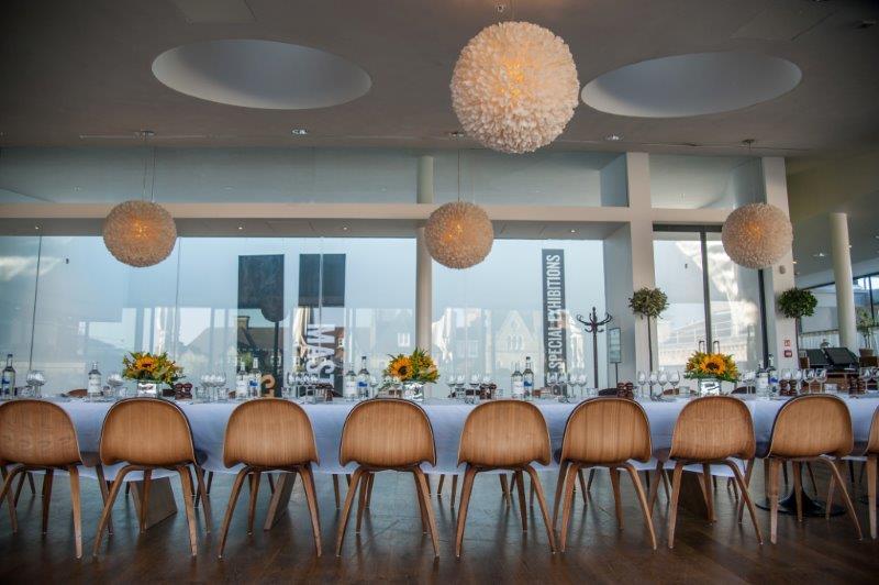 Ashmolean Rooftop Restaurant | Experience Oxfordshire