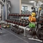 doubletree-hilton-gym