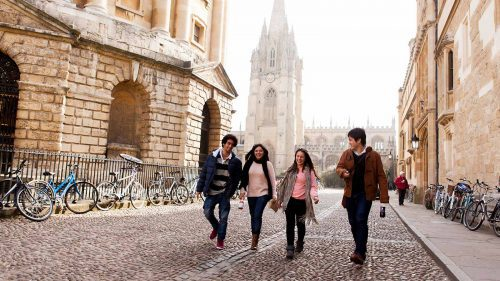 Language Schools in Oxford