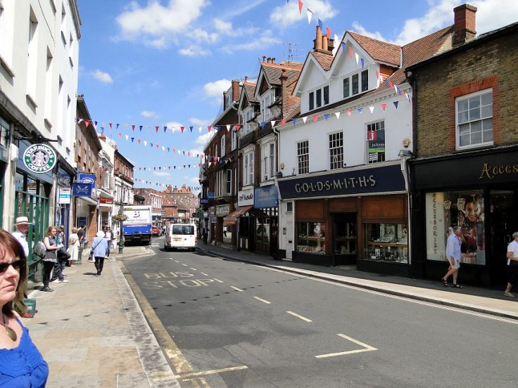 Best Food In Henley On Thames