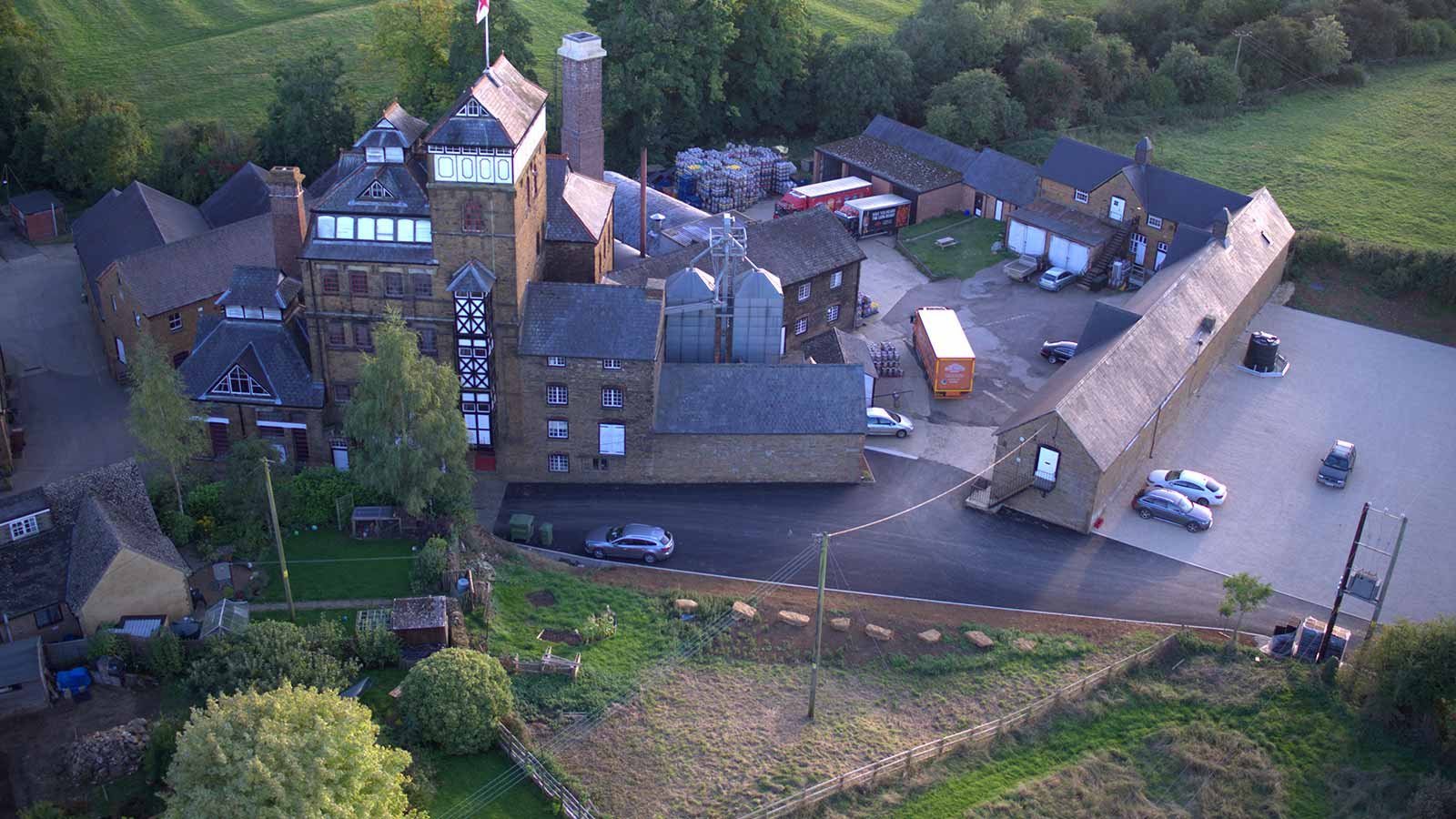 Hook Norton Brewery Experience Oxfordshire