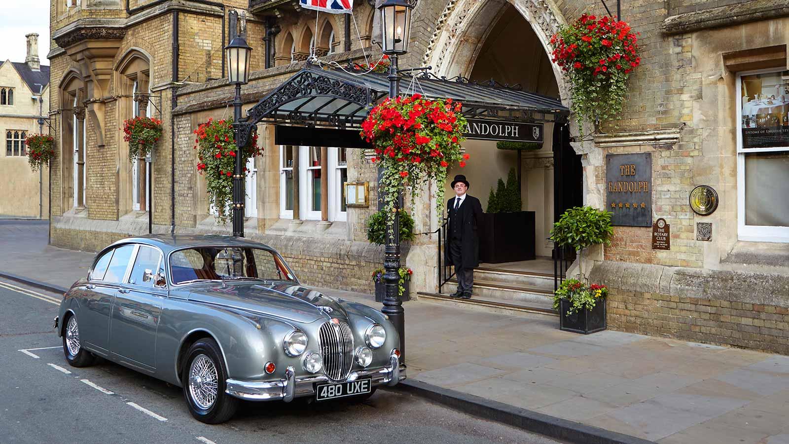 Macdonald Randolph Hotel Five Star Hotels Oxford