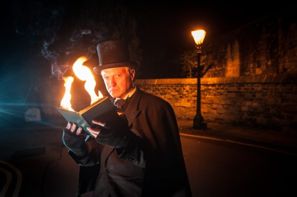 Oxford City Ghost (C) Bill Spectre