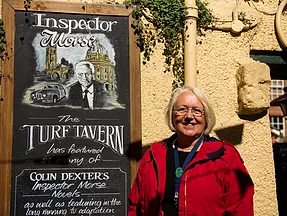 Oxford Tour Guides - Morse-Lewis