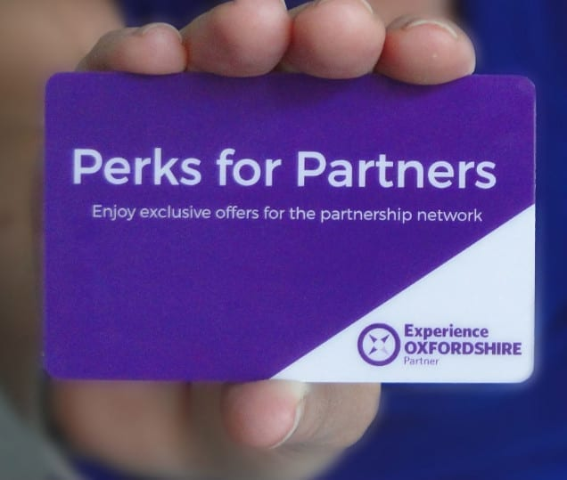Perks for Partners