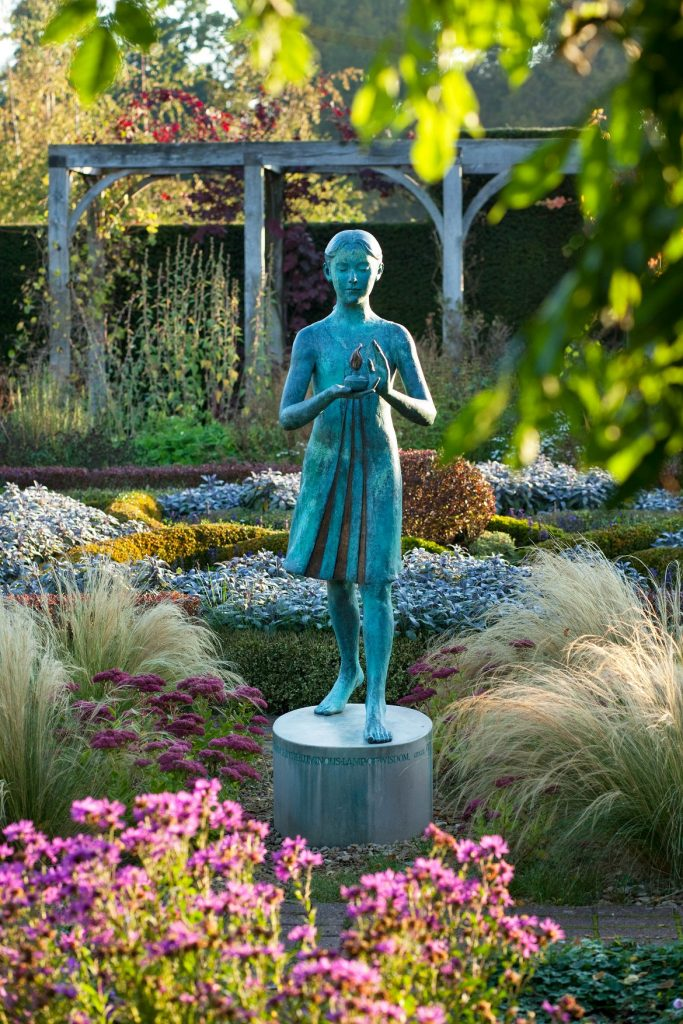 Waterperry Gardens Experience Oxfordshire