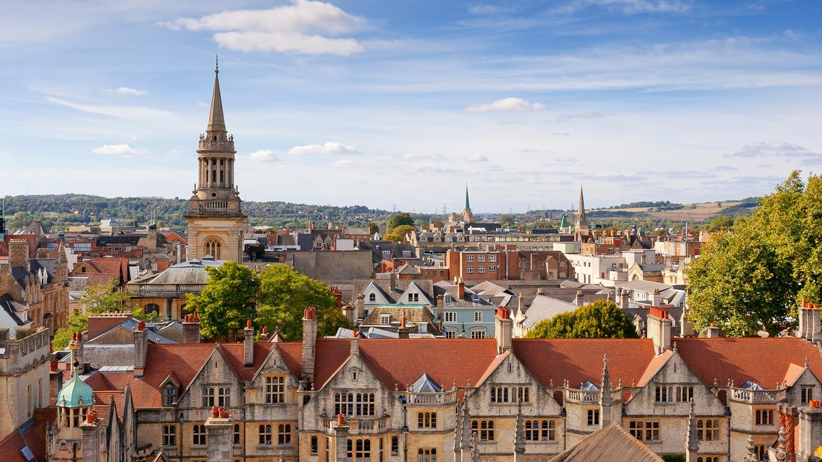 Top  Restaurants In Oxford