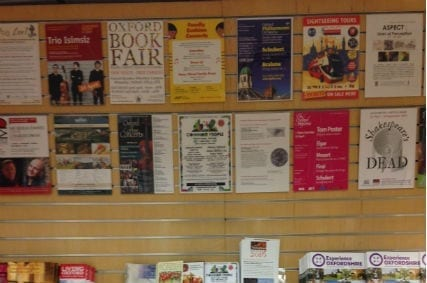 Poster Sites VIC
