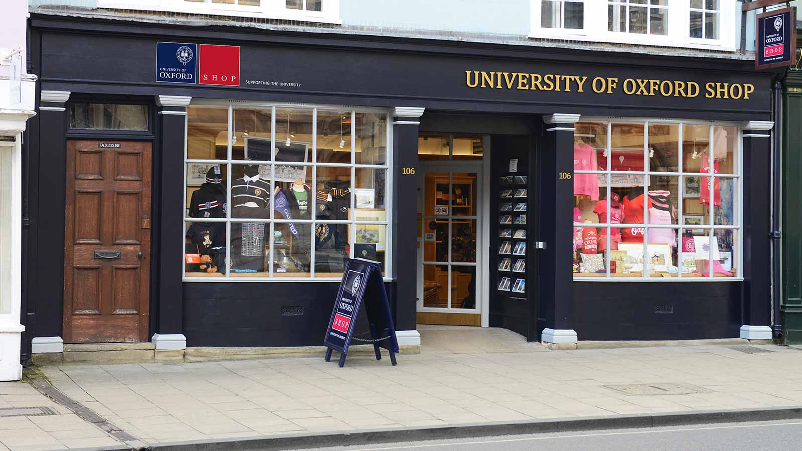 The University Of Oxford Shop Experience Oxfordshire