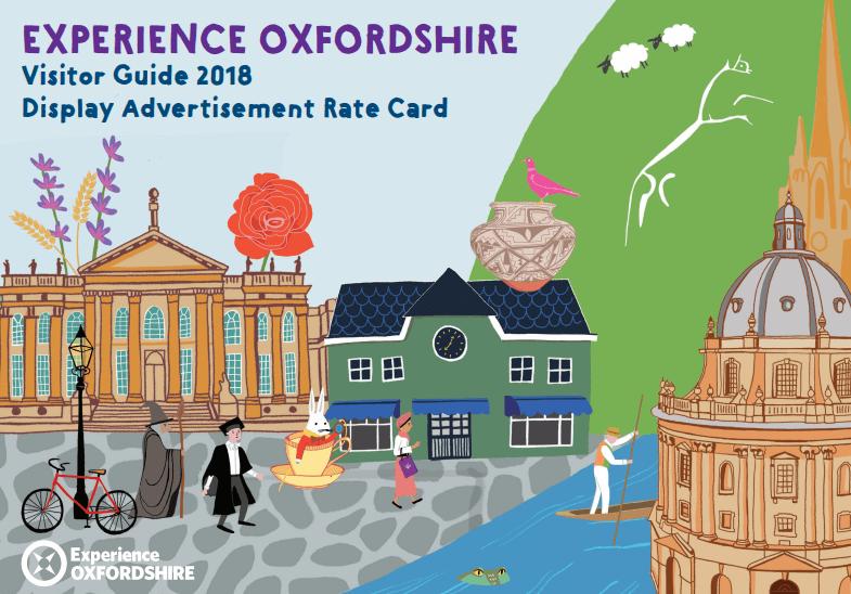 Oxfordshire Visitor Guide