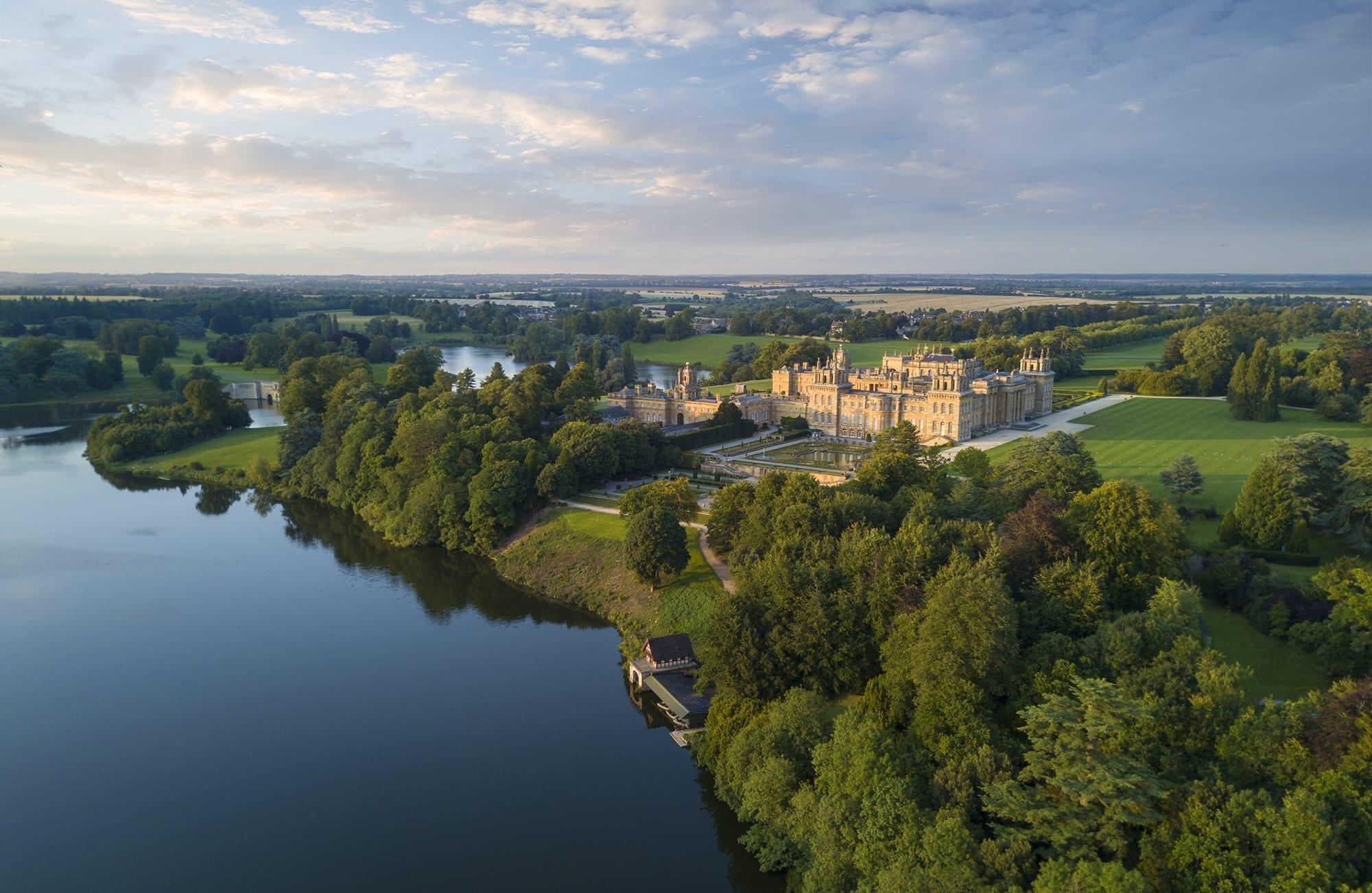 Image Result For Blenheim Palace Park Gardens